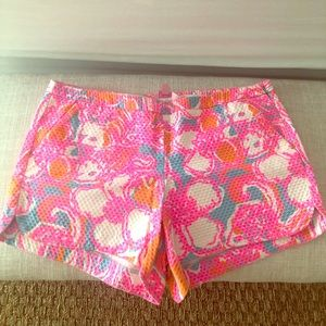 Lilly Pulitzer Adie Short in Feeling Tanked